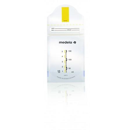 Pump & Save Sachets pour lait maternel boite de 20